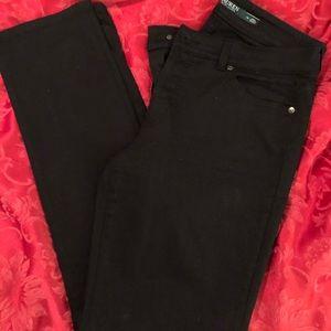 Ralph Lauren Black Jeans